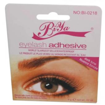 BeautyInhouse Biya Eye Lashes Glue 9g-Pink