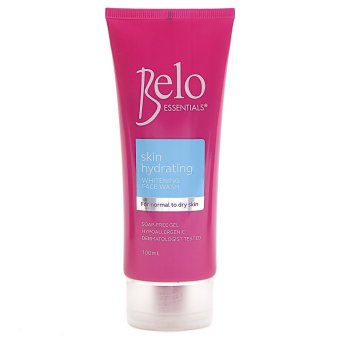 Belo Essentials Whitening Face Wash