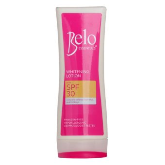 Belo Essentials Whitening SPF30 Lotion 200ml