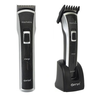 Below SRP Gemei GM-656 Rechargeable Shaver Electric Hair Clipper Price Philippines