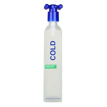 Benetton Cold Eau de Toilette for Men 100ml