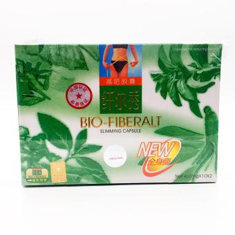 Bio-fiberalt slimming capsules 400mg 20 capsules Price Philippines