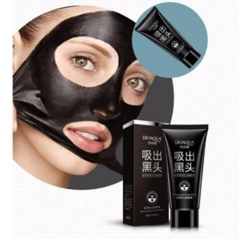 BIOAQUA Activated Carbon Facial Blackhead Remover Anti Acne DeepCleaner Purifying Peel Off Face Mask