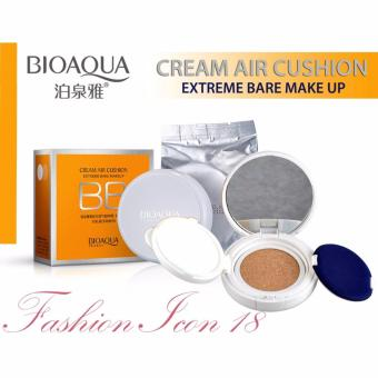 BIOAQUA Air Cushion BB Cream Sunscreen Concealer Moisturizing Foundation Bare Makeup Natural Color 15g