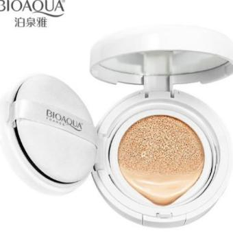 BIOAQUA Air Cushion Sunscreen Concealer Moisturizing Foundation Bare Makeup (02 Ivory)