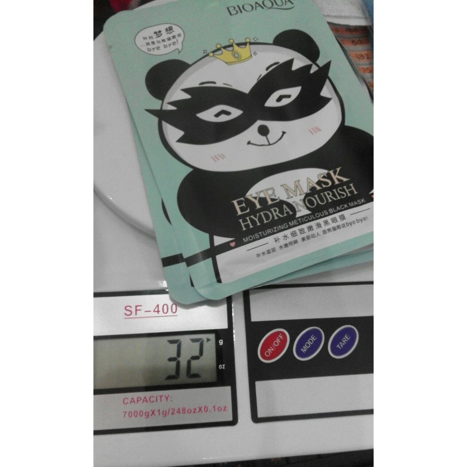 Philippines Bioaqua Bamboo Charcoal Anti Wrinkle Moisturizing Masker Collagen Blackeye Mask Buy 1 Take