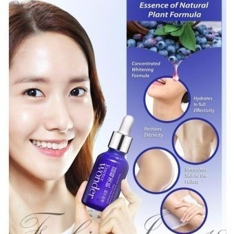 Bioaqua Blueberry Wonder Essence For Face Skin Care Effect PlantExtract Serum 15ml