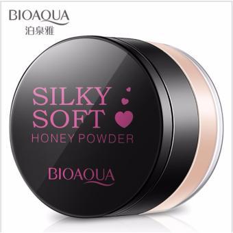 Bioaqua BQY3306-1 Soft Silk Smoothing Makeup Powder 15g (01 NaturalColor) - 3