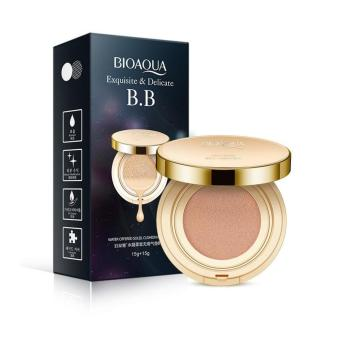 Bioaqua BQY4228-03 Hydraulically Clear and Flawless BB cream 15g+15g (03 light skin color)