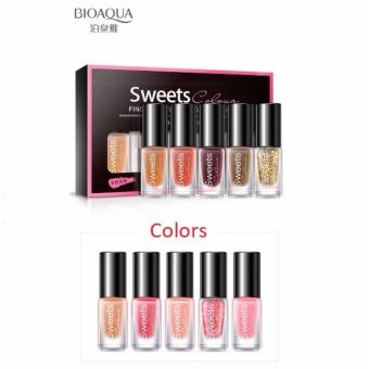 Bioaqua BQY7824-3 Color Water Can Be Stripped Nail Polish (Suit03)