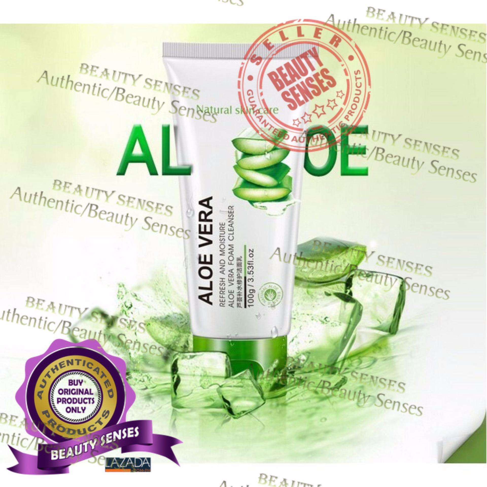 Philippines Bioaqua Natural Skin Care Moisture Aloe Vera 92 Aloevera Cleanser