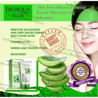 Bioaqua Natural Skin Care Moisture Aloe Vera 92% Cleanser
