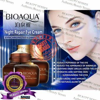 Bioaqua Night Repair Eye Cream 20ml