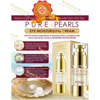 Bioaqua Pure Pearls Silky Skin Soft Emulsion 35g - 5