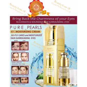 Bioaqua Pure Pearls Silky Skin Soft Emulsion 35g - 2