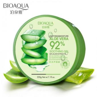 Bioaqua Soothing & Moisturizing Aloe Vera 92% Soothing Gel