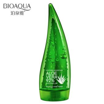 Bioaqua Soothing and Moisturizing Aloe Vera 92% Soothing Gel --(160ml)
