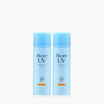 Biore UV Perfect Spray SPF50+ (Set of 2)