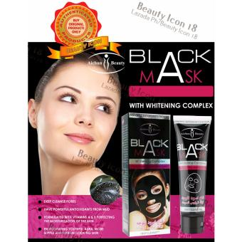Black Heads Collagen Bamboo Charcoals Oil Control Remove BlackheadsPores and Acne Mask 120ml - 5