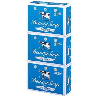 Blue Cow Soap 135g Set of 3 Price Philippines