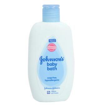 Blue Johnsons baby bath soap- Free hypoallergenic 200ml 000304 W41(SP) 1'S Price Philippines