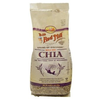 Bob's Red Mill Chia Seeds, 16-oz. Bags