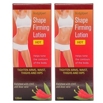 Bodyxpert Shape Firming Lotion 120ml Set of 2