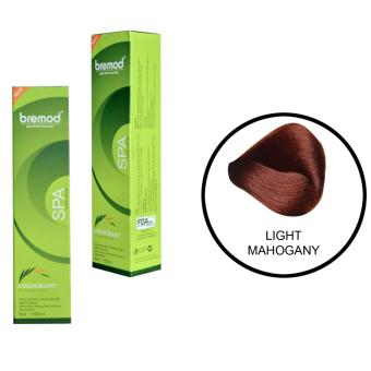 Bremod Spa Hair Color ( Light Mahogany )