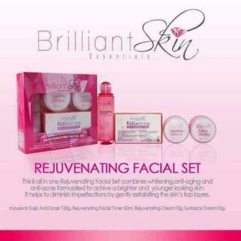 Brilliant Skin Rejuvenating Set w/ FREE Soap! - 2