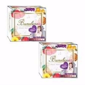 Bumebime Mask Natural Whitening Thailand Soap 100g Set Of 2