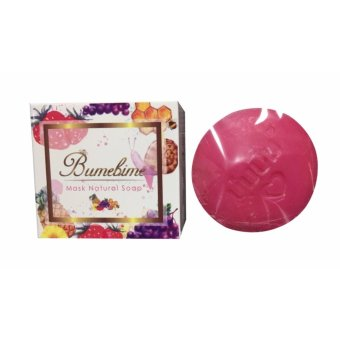 Bumebime Mask Whitening Soap 100g with Free 1 sachet Skin MagicalFit Juice 11g Price Philippines