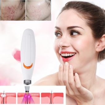 [Buy one get one free gift] Scars Acne Wrinkles Removal Soft Laser Pen Facial Skin Care Anti-Aging Beauty Machine - intl