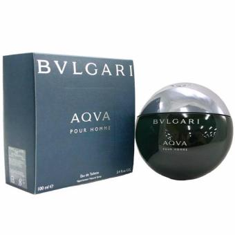 Bvlgari Aqva Pour Homme Eau De Toilette For Men 100ml