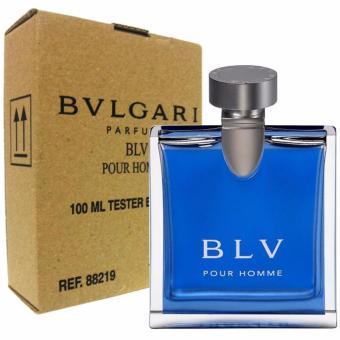 Bvlgari Blv (Bulgari Blue) Perfume for Men Eau De Toilette (US Tester) 100ml
