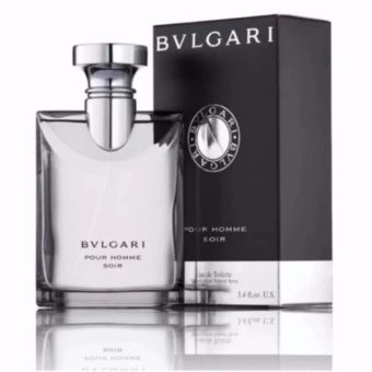Bvlgari Soir Eau de Toilette for Men 100ml