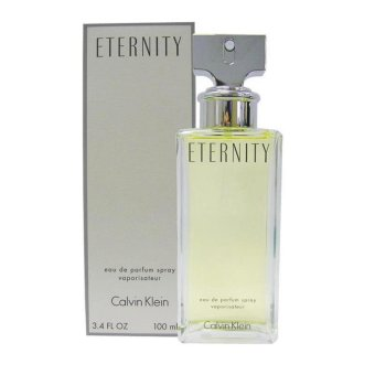 Calvin Klein Ck Eternity Eau de Parfum for Women 100ml