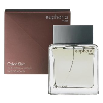 Calvin Klein Euphoria Eau de Parfum For Men 100ml - picture 2