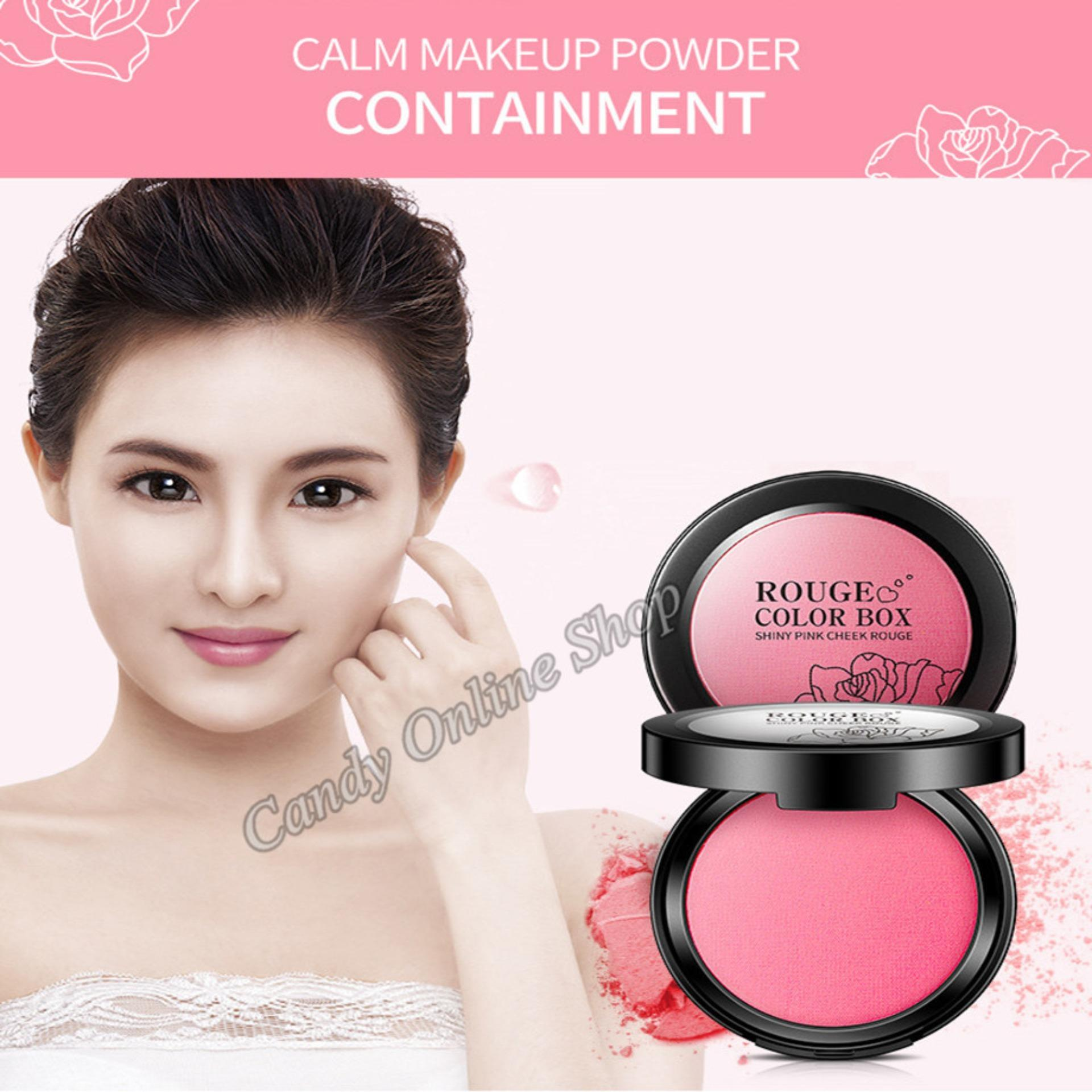 Philippines Candy Online Shiny Smooth Muscle Flawless Cheek Blush Bioaqua Smoot On 1