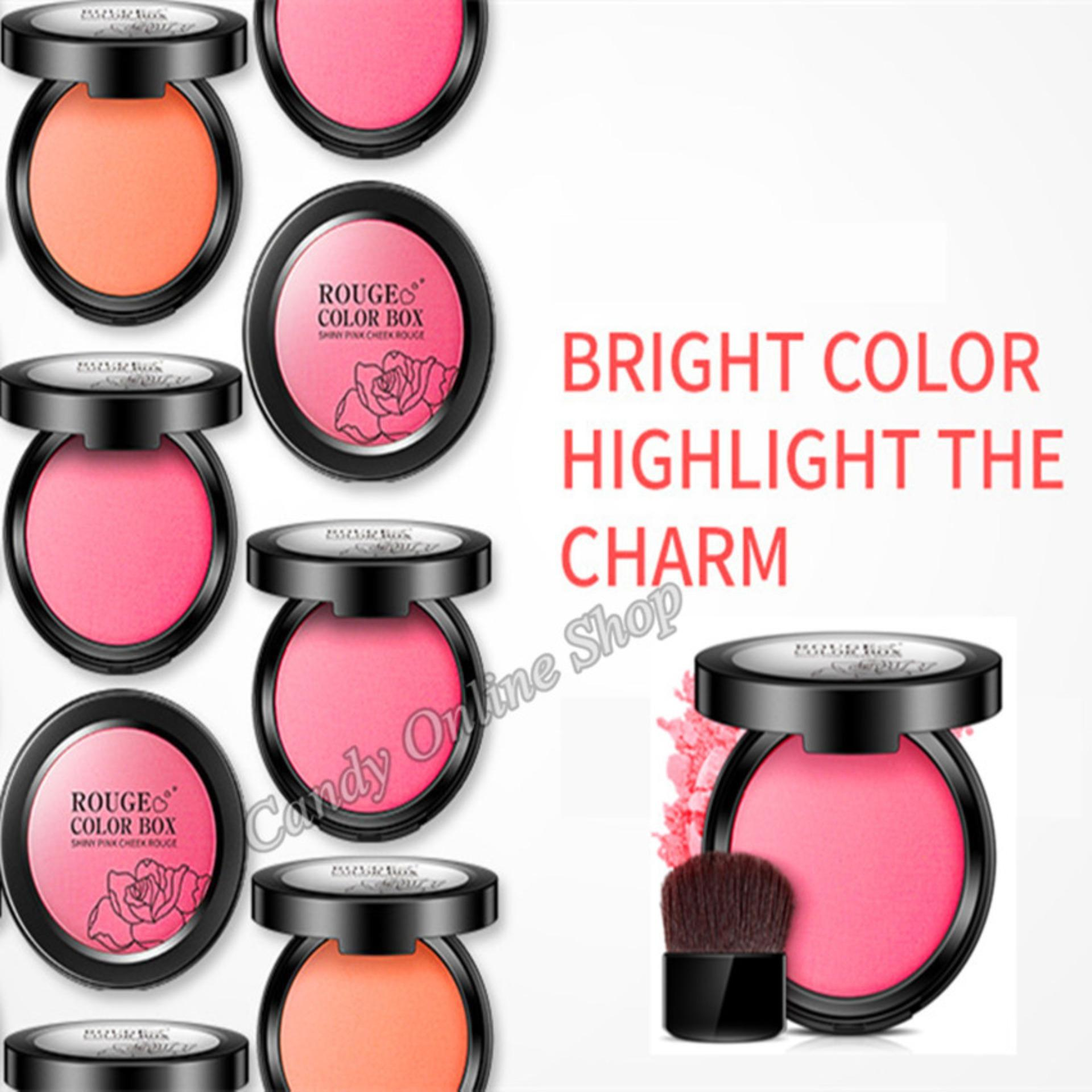 Philippines Candy Online Shiny Smooth Muscle Flawless Cheek Blush Bioaqua Smoot On 3