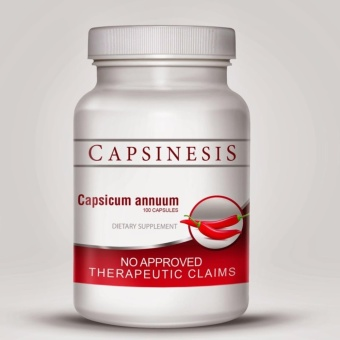 Capsinesis Dietary Weight Loss Supplement Capsules Bottle of 100 Price Philippines