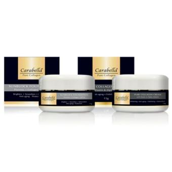 Carabella Pure Collagen Day and Night Cream Set
