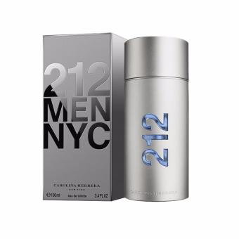 Carolina Herrera 212 Men NYC Eau De Toilette 100ml