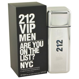 Carolina Herrera 212 VIP Eau de Toilette for Men 100ml
