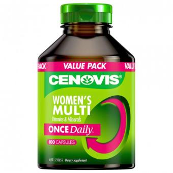 Cenovis Multi Vitamins for Women 100 Capsules