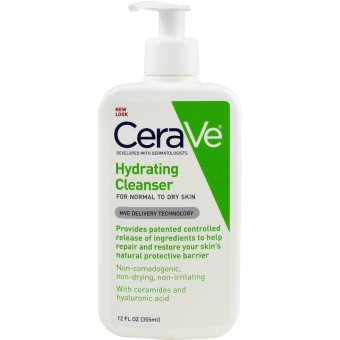 CeraVe Hydrating Cleanser, Normal to Dry 12 fl oz