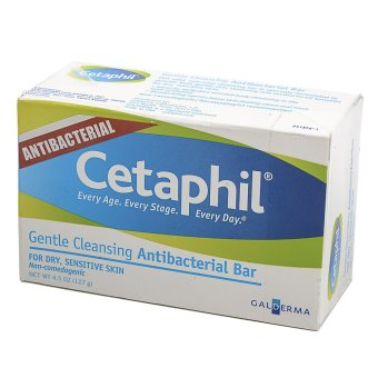 Cetaphil Antibacterial Soap Bar 127g