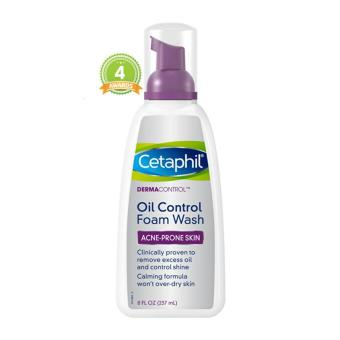 Cetaphil DermaControl Oil Control (Foam Wash)