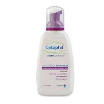 Cetaphil DermaControl Oil-Control Foam Wash 8oz