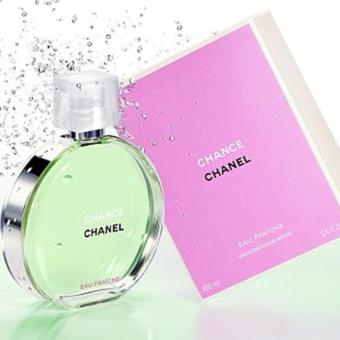 Chanel Chance Eau De Toilette Perfume for Women (Green) 100ml Price Philippines