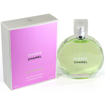 Chanel Chance Eau Fraiche Eau De Toilette for Women 100ml Price Philippines